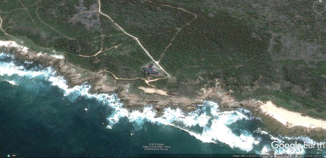 Google Earth view2