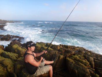 Fishing for the avid fisherman