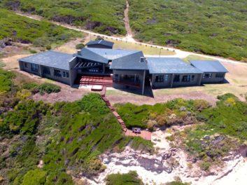 Gueast house ariel