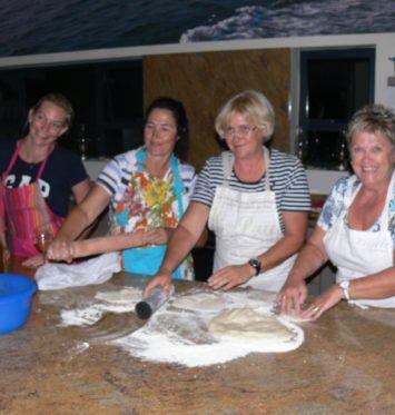 making pizza2